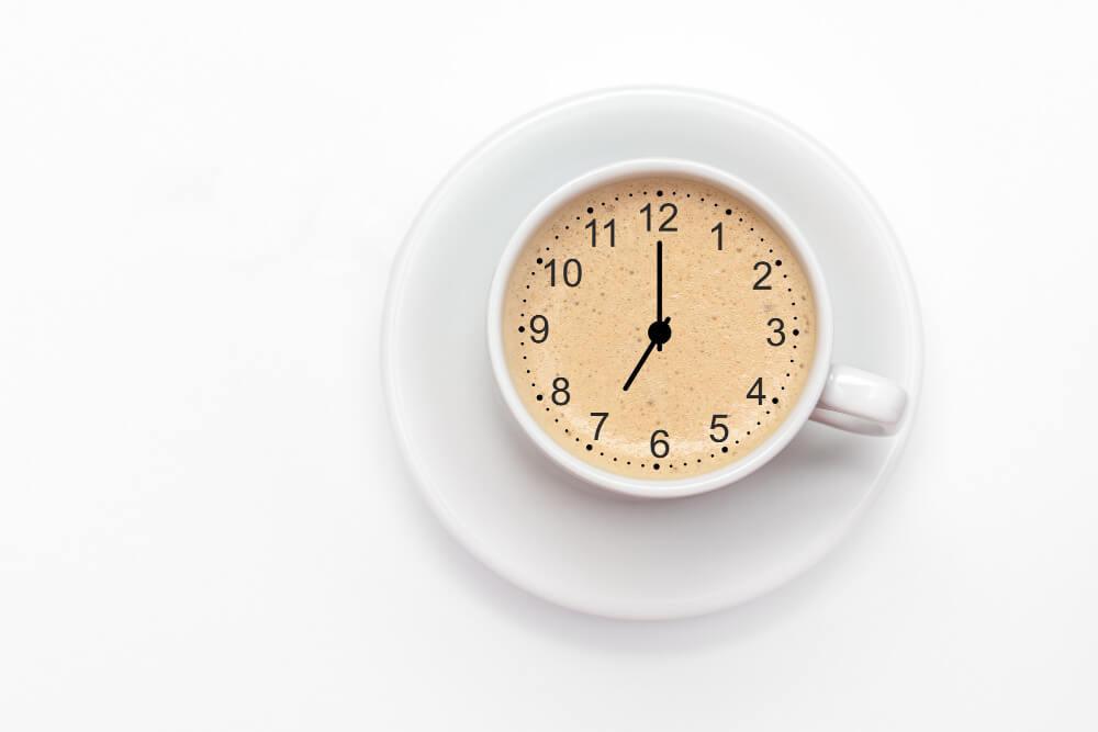 Сколько времени можно хранить кофе