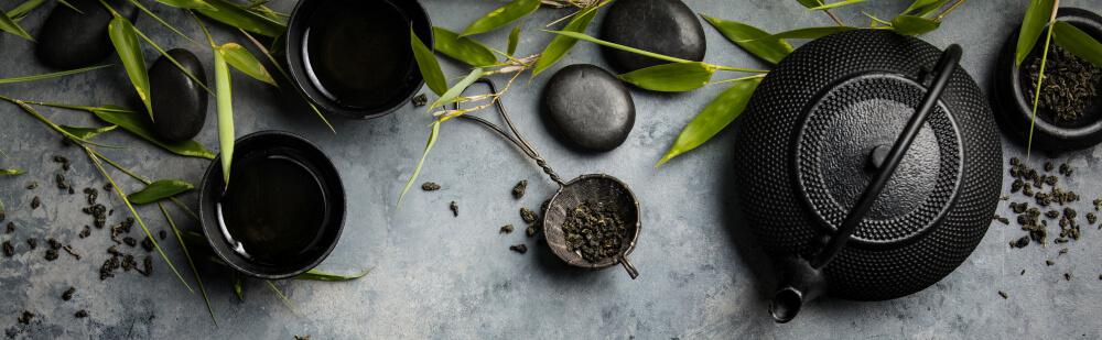 Правила заварювання зеленого чаю